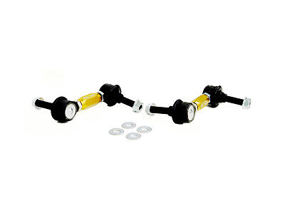 KLC142 Whiteline Adjustable Heavy Duty Rear Drop Links Kit for Ford Focus RS MK2
