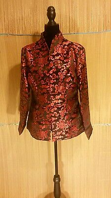 Chinese Silk Jacket