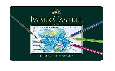 Faber Castell Albrecht Durer- Artists Quality Watercolour Pencils - 36 Set
