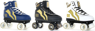 Rio Roller Varsity Quad Roller Skates - Various Colours - Jnr13 to UK11