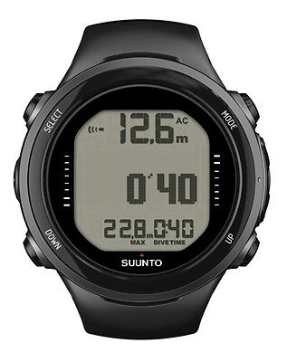 Suunto D4i Novo black Tauchcomputer, Taucheruhr + USB Interface