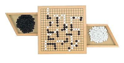 Go - Classic Strategy Game / Wooden Board Game By Goki