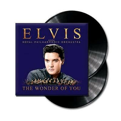 Elvis Presley/royal Philharmonic Orchestra - The Wonder Of You 2Lp Mint/sealed