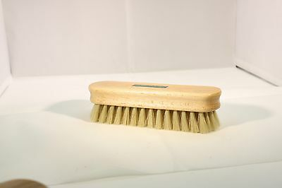 Professional Leather & Fabric Cleaning Brush Natural Bristle  Scratch Free Soft