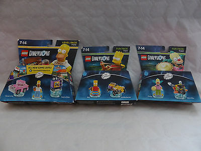~~ +@+ PACK Lego Dimensions Simpson +@+ ~~