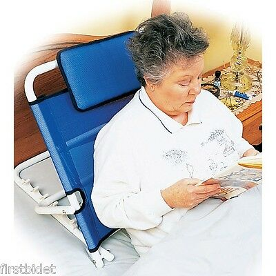 Drive Medical RTL6107 5-Position Adjustable Back Rest For Use W/ Beds & Chairs