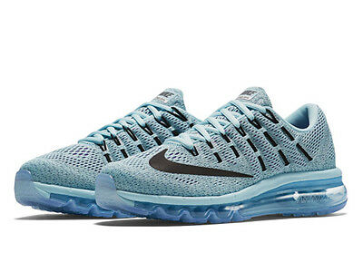Nike Air Max 2016 (GS) Trainers Sneakers Size UK 4.5 (806772 400 )