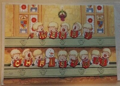 C1994  Nottingham Forest  Rare Vip Christmas Card Issued By The Football Club