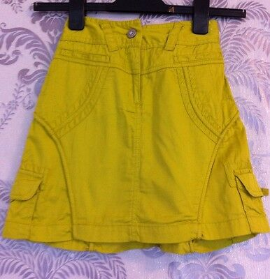 Girls Next Lime Green Skirt In Age 10 Years Old