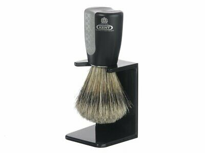 Kent Wet Is Best Shaving Brush and Stand Set