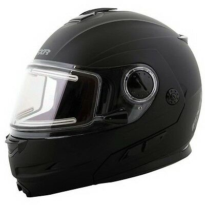 FXR Fuel Modular Primer Electric Helmet Matte LARGE