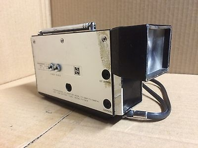 Panasonic Matsushita Vintage Integrated Circuit IC Portable TV Model TR-001