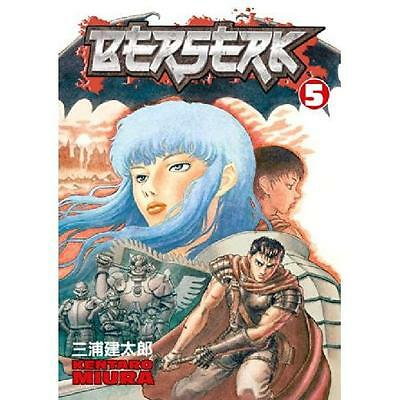 FREE 2 DAY SHIPPING: Berserk, Vol. 5 (Paperback)