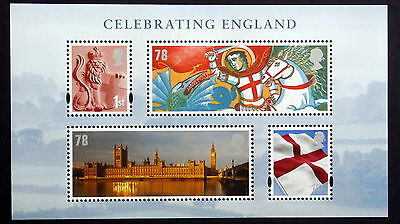 GB 2007 - Heritage of England sheet