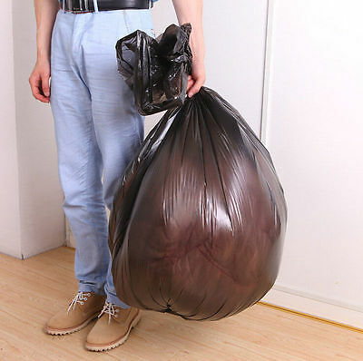 13/26/47 Gallon 3Size Strong Commercial Kitchen Trash Bag Garbage Bag Yard Clear