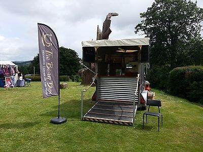 Mobile Coffee Trailer For Hire