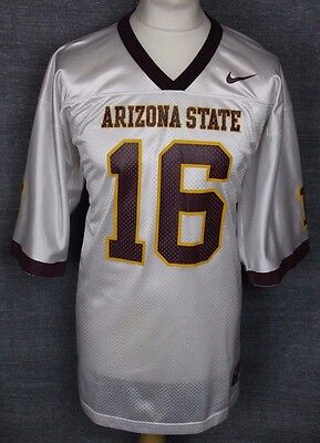 #16 Vintage Arizona State American Football Jersey Shirt Mens Xl Nike