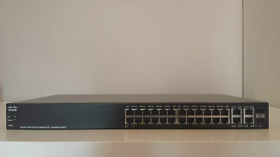 Switch PoE+ Cisco SG300-28PP -  SG300-28PP-K9-EU