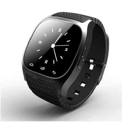 Smart Watch M26 - Bluetooth Orologio Polso Sport - iPhone Samsung Android Phone