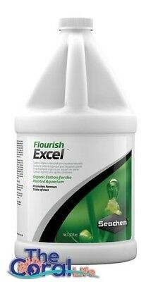 Seachem Flourish Excel 2-Liter Organic Carbon Foods Plant Supplement