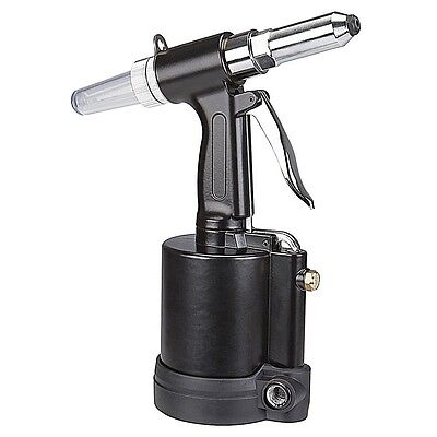 Lightweight Air Hydraulic Riveter for 1/4 in, 3/16 in, 5/32 in, 1/8 in rivets!
