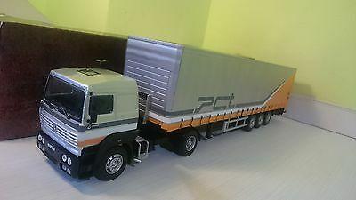Renault G 340 Trailer Truck Camion 1990 1996 Scale 1:43