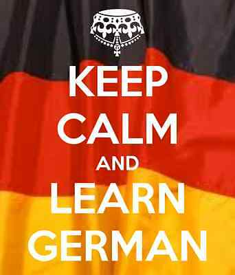 Learn To Speak German - Language Course  - 9 Books & 66 Hrs Audio Mp3 All On Dvd