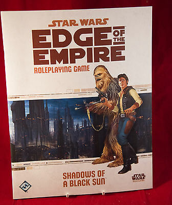 Star Wars Edge of Empire Roleplaying Game Shadows of a Black Sun Fantasy Flight