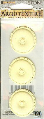 Classical Stone Rosettes, Sticker EK SUCCESS - NEW, AXRSSO2