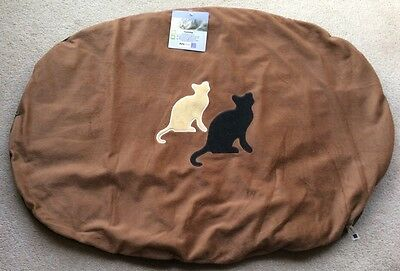 AniOne Tommy Cat Mat/Bed Sleeping Pad / Mat BNWT ( Approx : 90 x 60 cms )