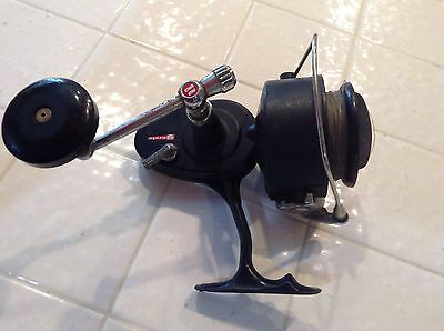 Vintage Garcia Mitchell 486 Blue High Speed Salt Water Spinning Reel