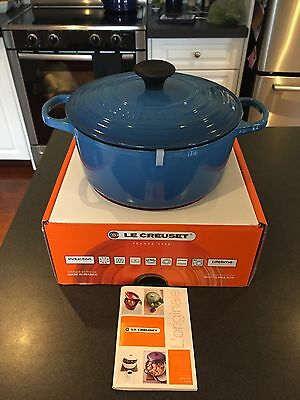 NIB LE CREUSET 4.2L (4.5Qt) Round French Oven in Marseille