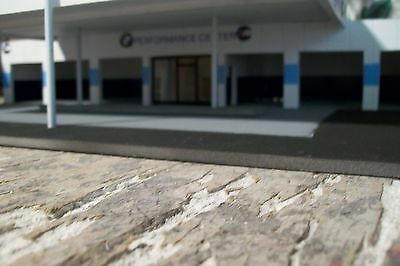 YOUR CHOICE 6 BAY SERVICE CENTER DIORAMA FOR 1:43 SCALE DIECAST cbcustomtoys