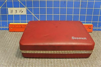 Starrett #196 Dial Test Indicator Complete 1 Of 2
