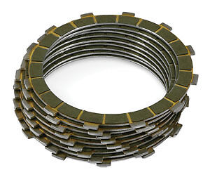 Barnett Friction Plate Clutch Kit for the 2010 BMW S1000RR