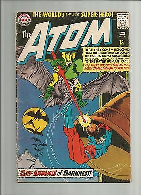 The Atom #22 Silver Age DC Comics 1966