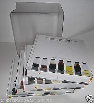 The History of Royal Dutch Shell Complete Set - Very Good Condition
