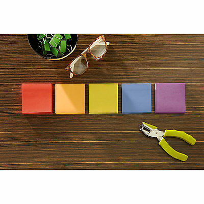 """Post-it Super Sticky Notes, 3"""" x 3"""", Marrakesh, 90 Sheets Per Pad,"""