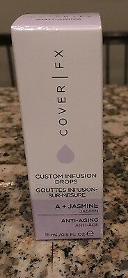 Cover Fx Bronzer Custom Infusion Drops A+ jasmine anti- aging