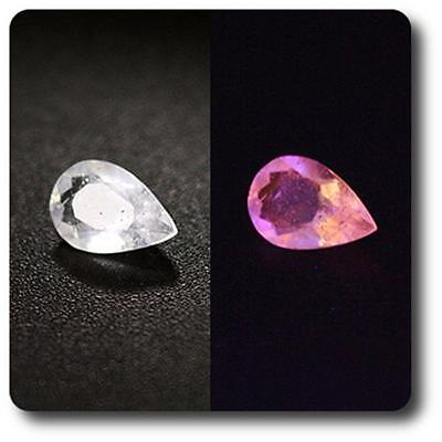 HACKMANITE UV COLOR CAMBIANTE 0.20 cts. VS. Pakistán