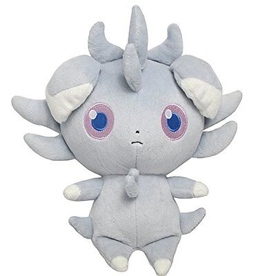 Sanei PP13 Pokemon All Star Series Espurr Stuffed Plush 7 F/S from Japan