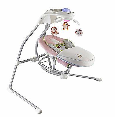 2016 New Design European Comfortable Baby Swing Chair/Baby Rocking Chair