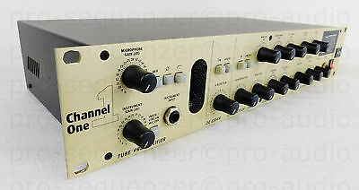 SPL Channel One 9945 Preamp Channel Kompressor Top Zustand + Rechnung + Garantie