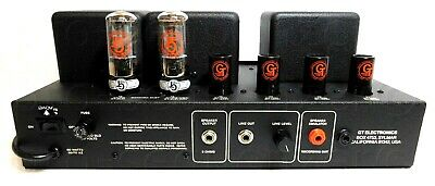 Groove Tubes Studio Series Tube Preamp for Guitar Röhren Amp GT USA + Garantie