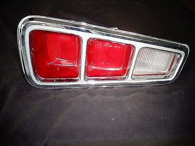 1968 Mopar B-body Tailight LH - Dodge Coronet Deluxe 440 Super Bee 2853055