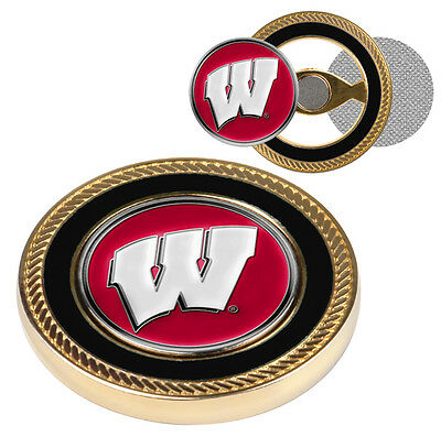 Wisconsin Badgers Challenge Coin & Ball Markers