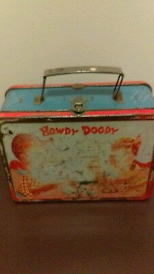 1954 howdy doody lunch box