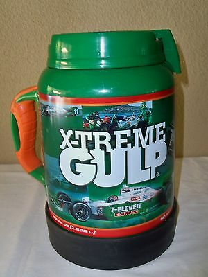 Team 7-Eleven #11 X-TREME GULP 52oz Honda Indy Extreme Racing Tony Kanaan Green