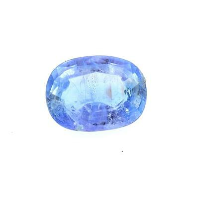 JEREMEJEVITE BLUE LAVENDER. 1.24 cts. Namibia. With Certificate of authenticity