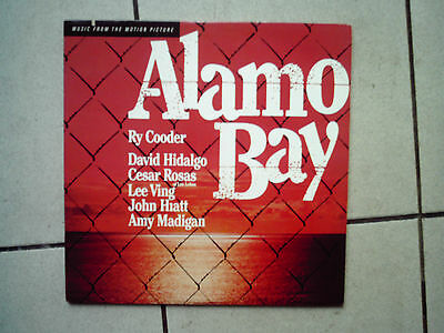 "Ry Cooder ‎– Music From The Motion Picture ""Alamo Bay"" - U.S.-LP 1985"